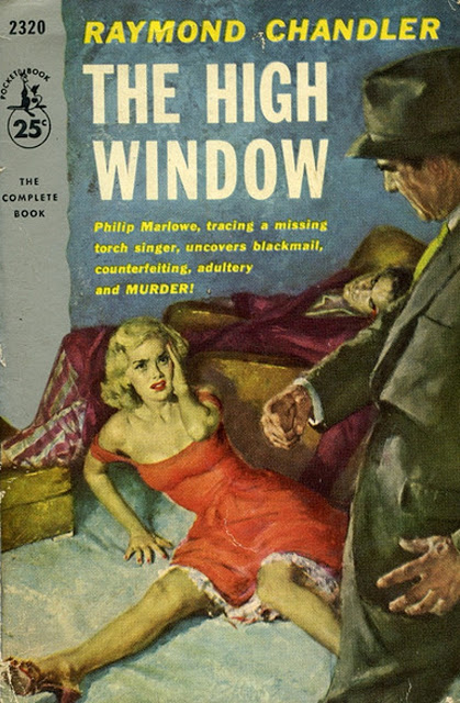 The High Window, Raymond Chandler
